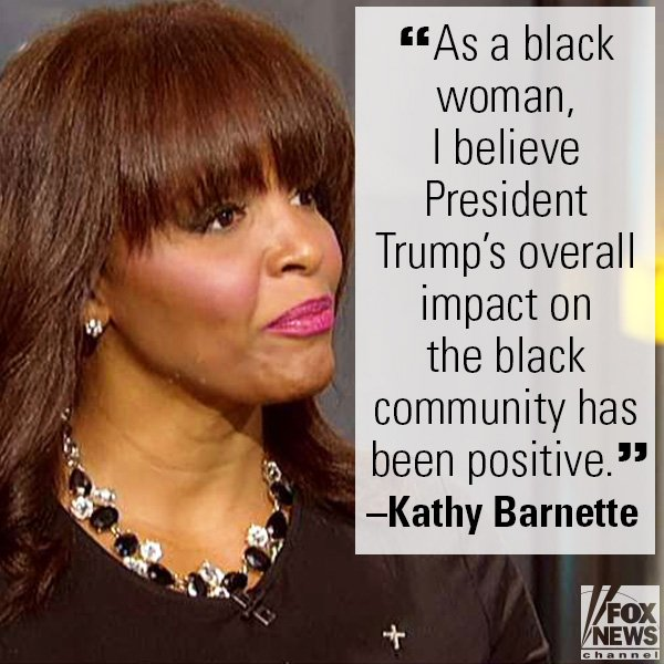.@Kathy4Truth: My take on Trump's first year as an African-American mom and veteran https://t.co/Jq1aX2Gp8R https://t.co/JBXBOdAezF