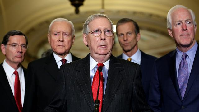 #BREAKING: Senate adjourns, pushes government shutdown to second day https://t.co/vxjBC4imDV https://t.co/6HTUjLJKCh