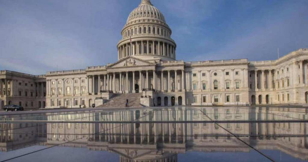 What happens during a U.S. government shutdown?