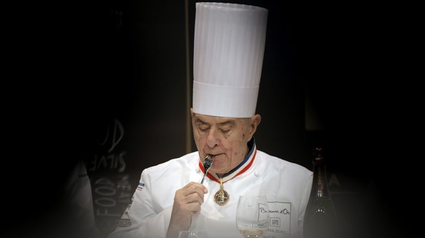 Paul Bocuse, the 'pope of French cuisine,' dies at 91