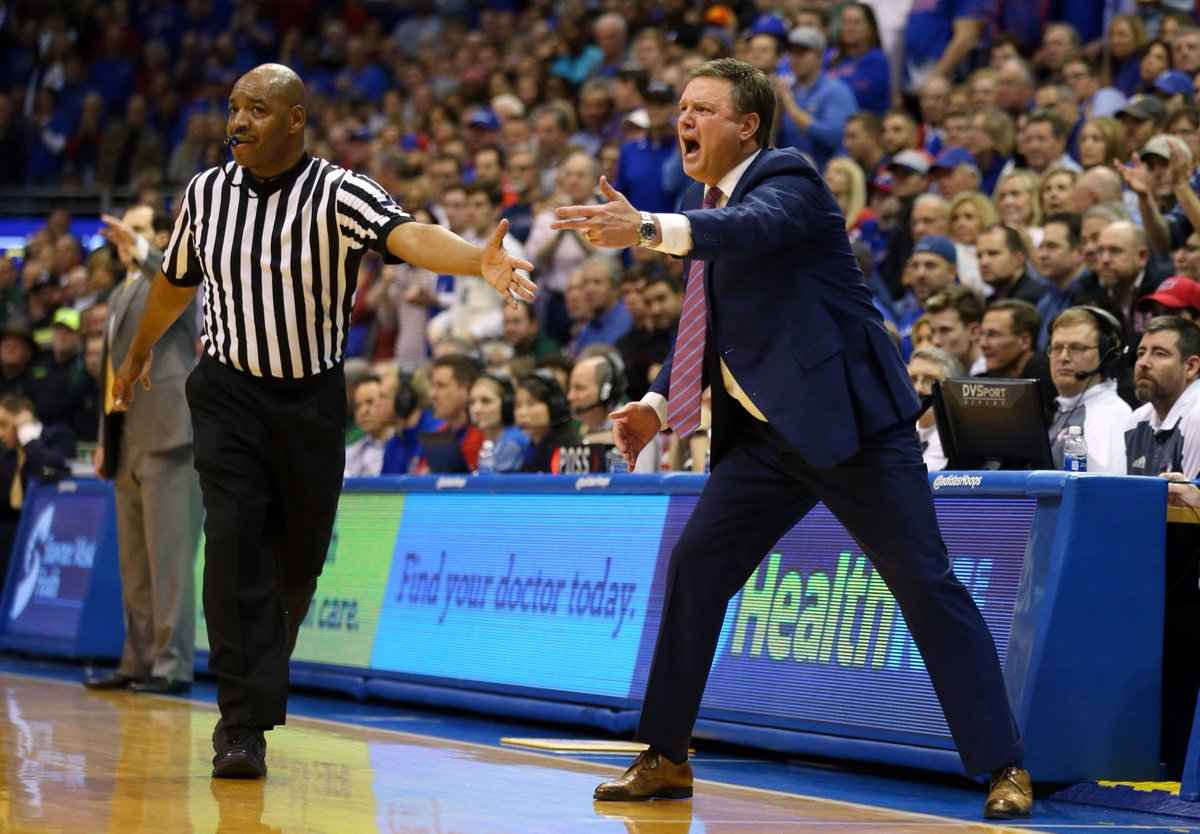 RT @KUTheShiver: Now watch me whip - watch me nae nae  #kubball https://t.co/hiA18i6lad