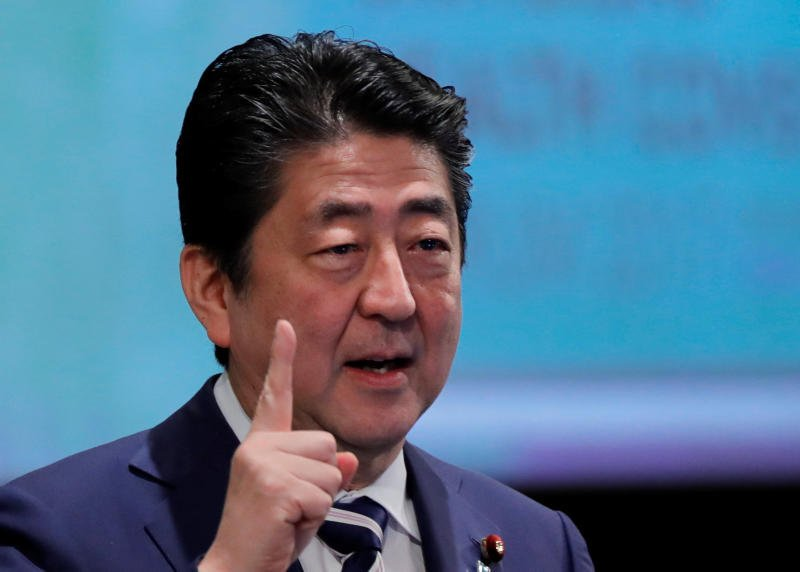 Japan PM Shinzo Abe to tackle China, labour reforms in policy speech on Monday