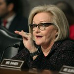 McCaskill among few Democrats voting to keep government open