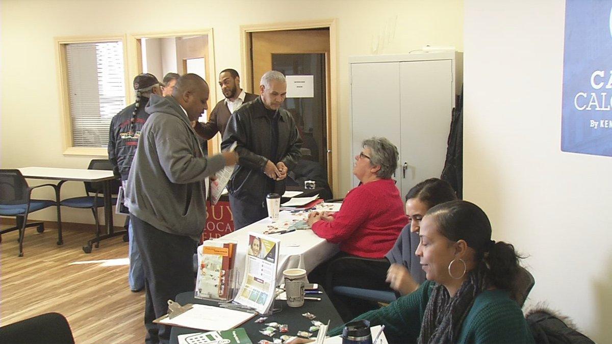 Louisville Free Public Library hosts Entrepreneur Fair