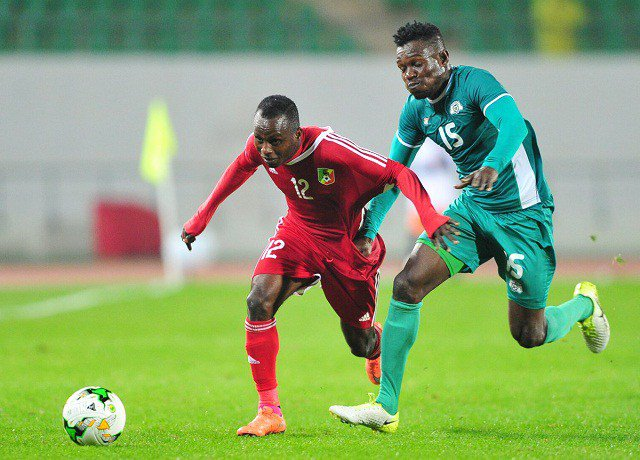 Congo Brazzaville qualify as Cameroon bow out