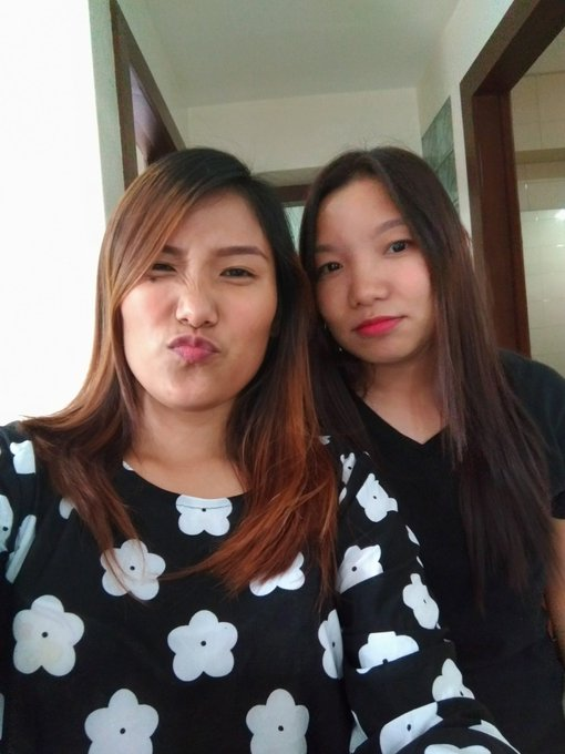HAPPY BIRTHDAY TWINNY, I love youuuuu, lam mo yan! Enjoy your day.