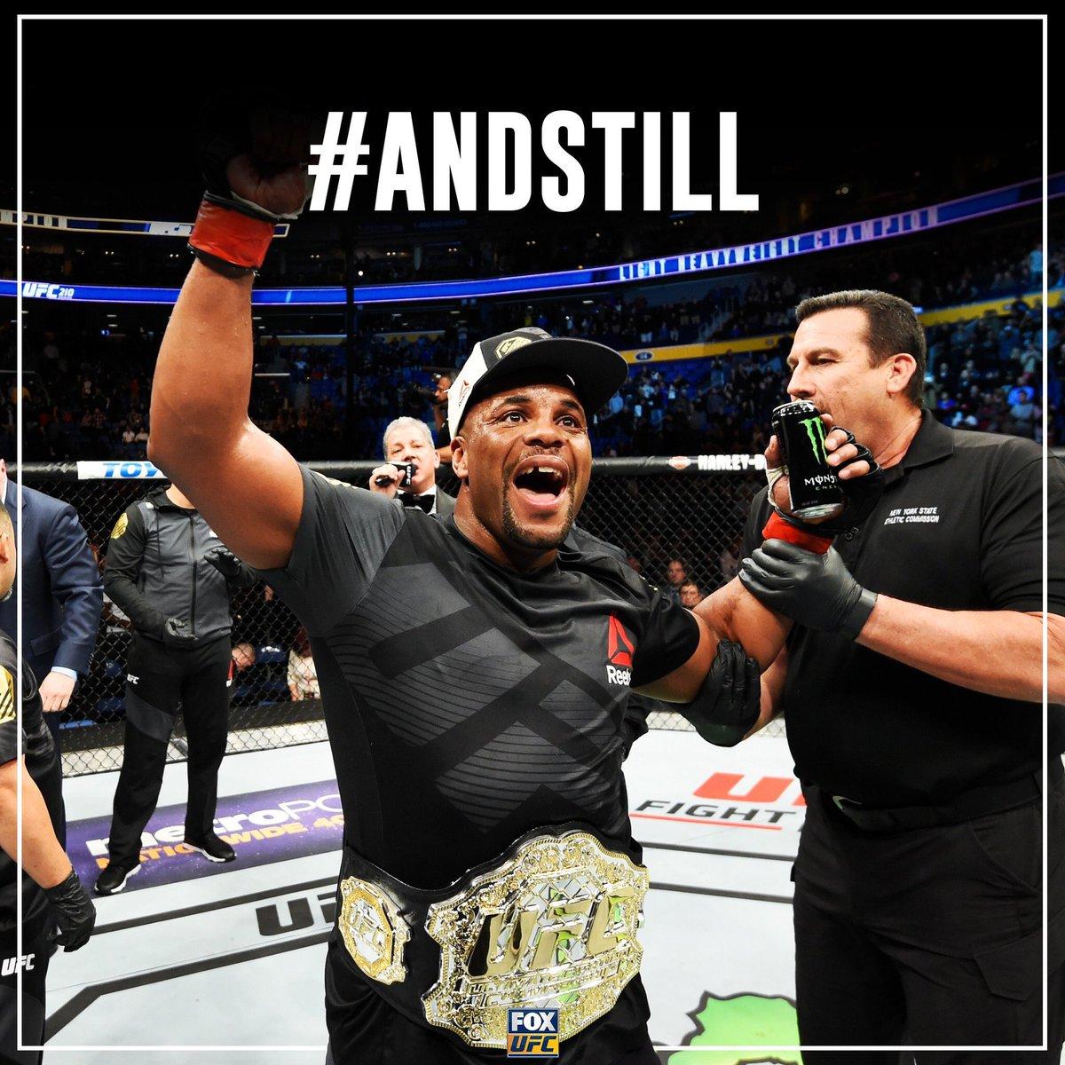 RT @UnsanctionedPW: We're always proud of our Unsanctioned alumni! 😉 Congrats, @dc_mma! #UFC220 https://t.co/GDUyHIkTzB