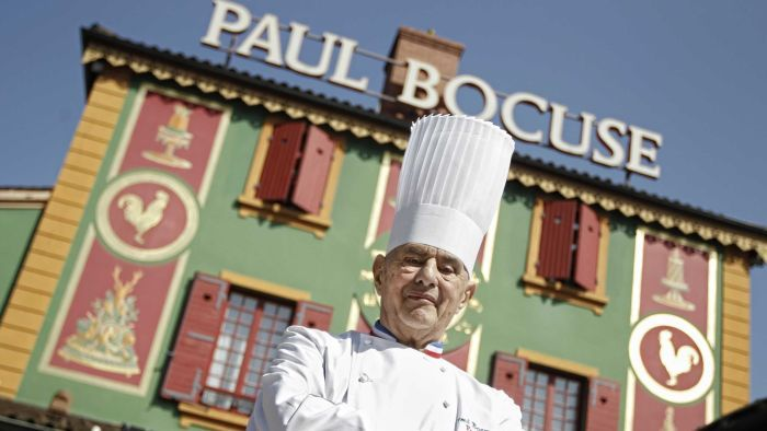 Paul Bocuse, globe-trotting master of French cuisine, dies at 91