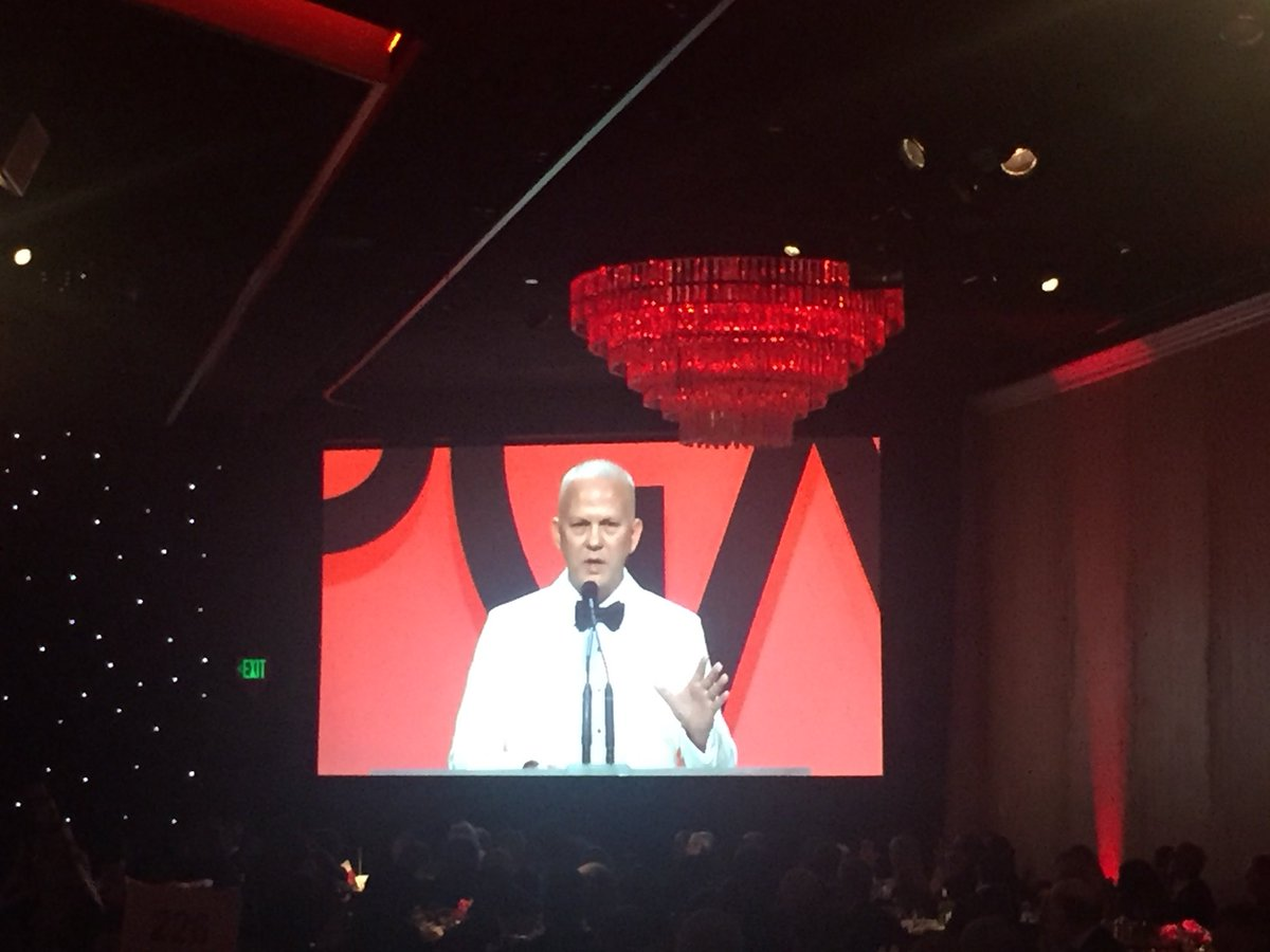 """.@MrRPMurphy: """"the only thing I wanted to do was see myself and my experiences on television."""" #PGAawards https://t.co/MQAmh7eo0w"""