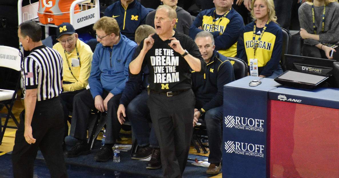 No. 23 Michigan-Rutgers basketball: Time, TV channel, how to watch online (January 21, 2018)