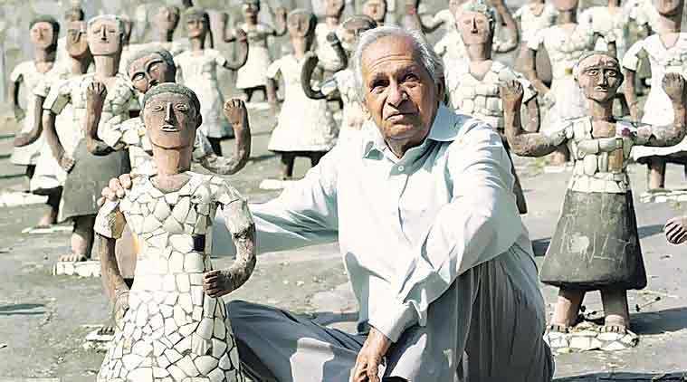 'Nek Chand used art as a language of globalcommunication'