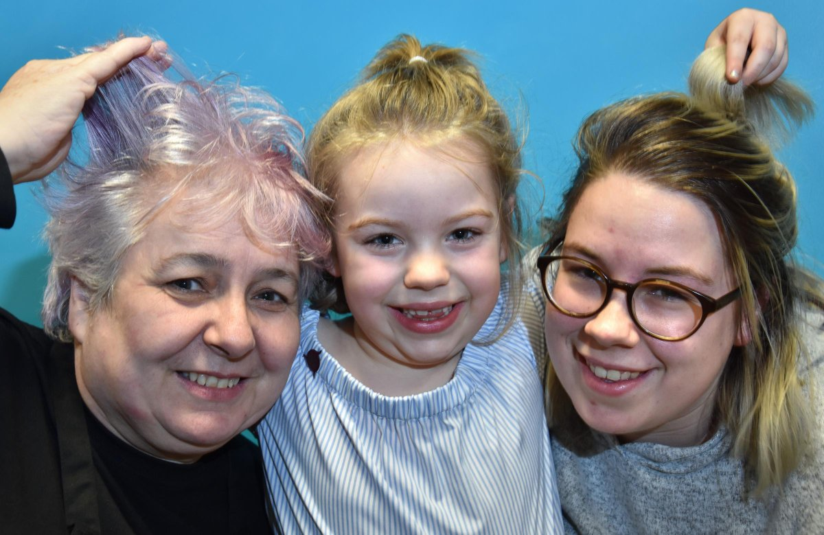 Fundraising drive to help young mum with cancer