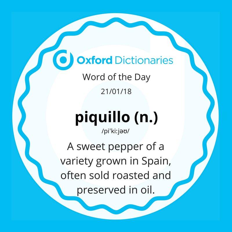 test Twitter Media - Word of the Day: piquillo https://t.co/QO0OCCgH0a https://t.co/KlO2sx7TiK