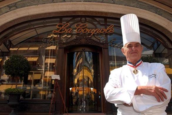 Paul Bocuse, 91, globe-trotting master of French cuisine