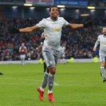 Martial strikes as United await Sanchez arrival