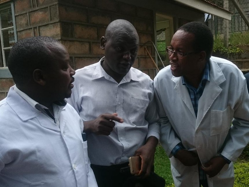 Autopsy to determine cause of death of Bomet jab child conducted