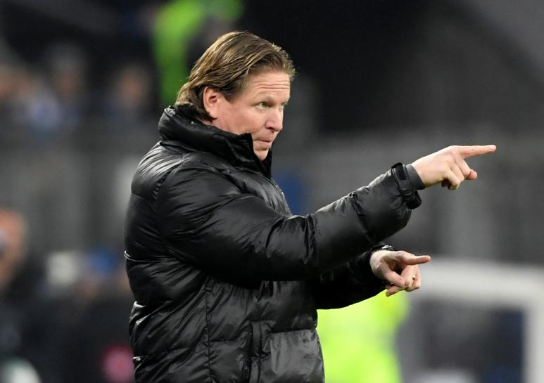 Hamburg sack coach Gisdol after Cologne loss