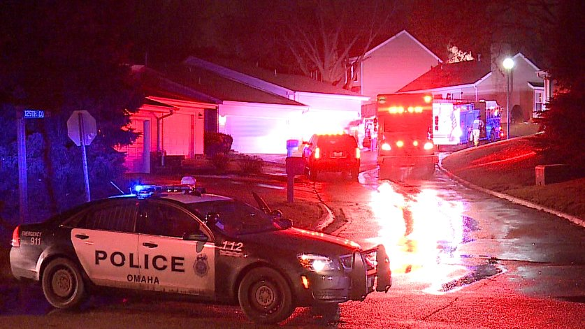 No injuries in West Omaha attic fire
