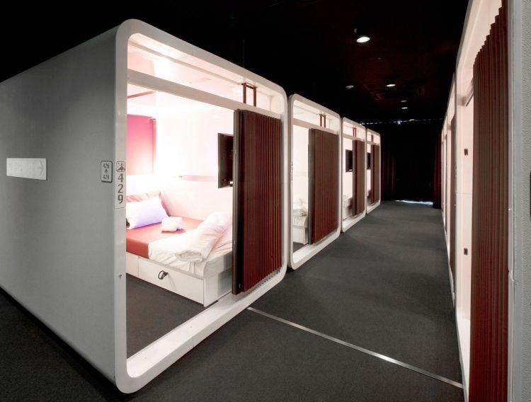 RT @Travelbook_cojp: 【東京】カプセルホテルなのに素敵すぎる! 女性専用フロア完備もある都内のカプセルホテル31選【https://t.co/Ibxy1ndgqH】 https://t.co/LGLG82UiF8