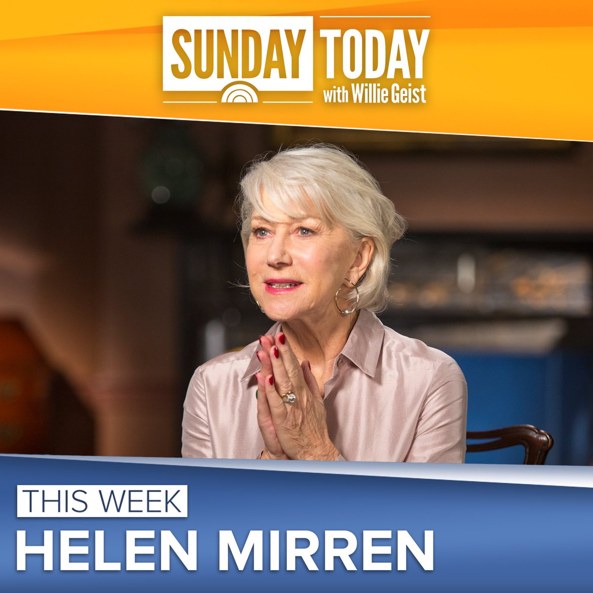 WillieGeist helen mirren