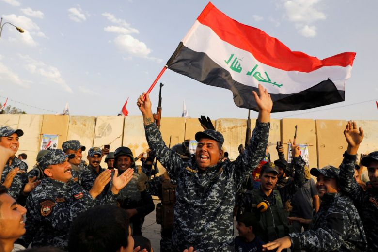 Iraqi court sentences German woman to death for ISIS membership