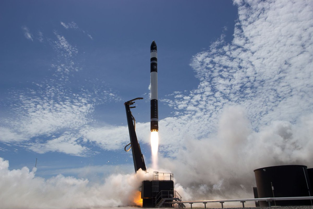 Rocket Lab does it! The Electron made it to orbit for the first time this weekend https://t.co/khr2ji4oGi https://t.co/itDIIMiNJv
