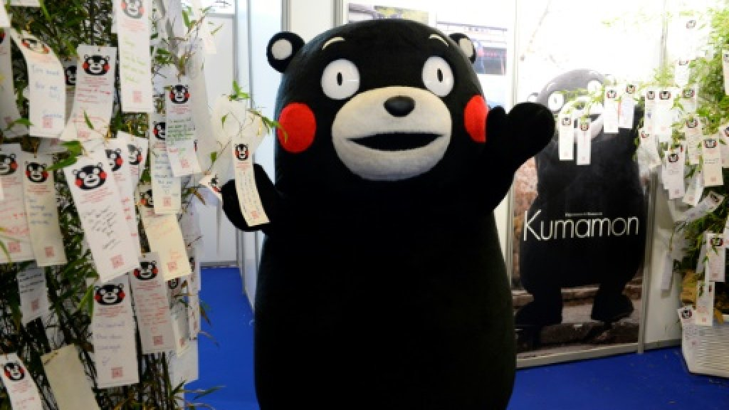 Cuddly and cute, but will Japan's Olympic mascots be cash cows?