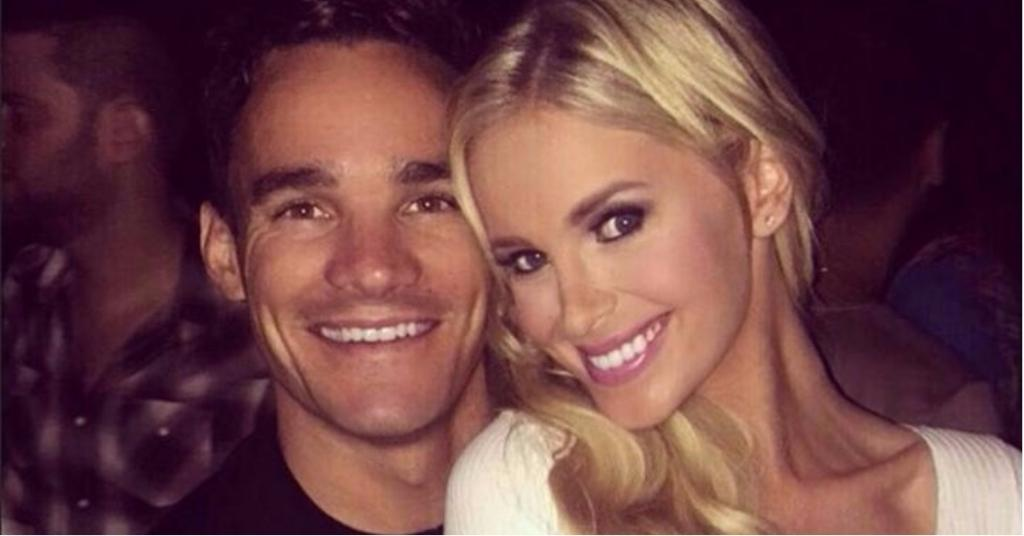 Dancing On Ice's Max Evans' ex-wife reveals she was heartbroken as she 'begged' him to take her back following marriage breakdown