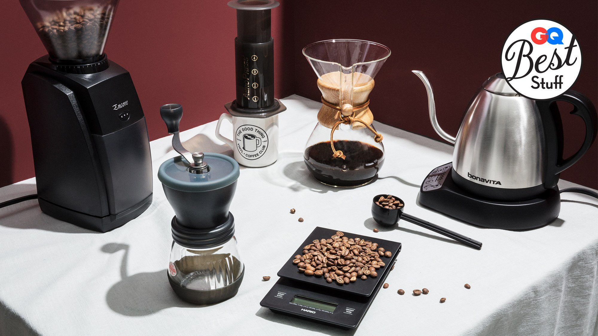 Everything you need to become your own barista https://t.co/ISdVfzBTm6 https://t.co/pAsApGQUfo