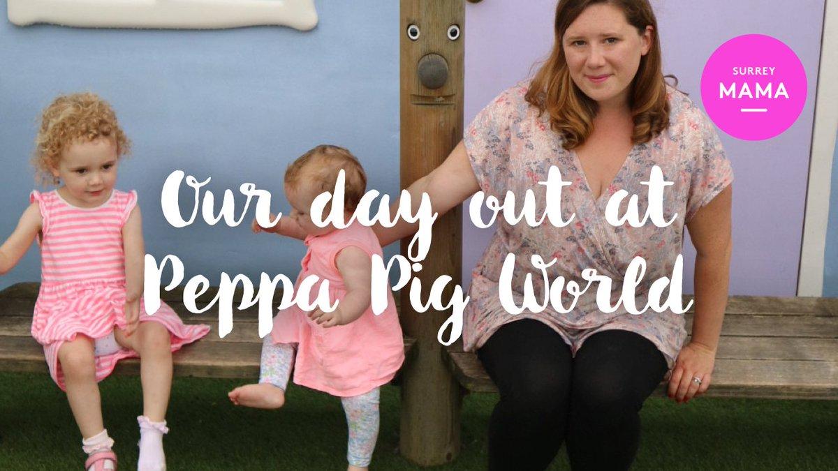 Our day out at #peppapigworld https://t.co/8AuN63xdzA #parentingvlogger #mummyvlogger https://t.co/Z3frFRs7uk