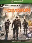 New on Ebay Tom Clancy's The Division (Microsoft Xbox One, 2016) https://t.co/k89toTXPoe https://t.co/nYbOEjxydC