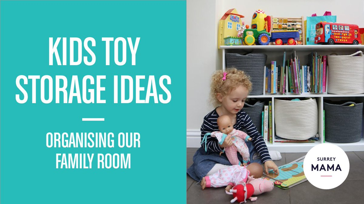 Organising the girl's toys and a big declutter https://t.co/N5YHlENGLj #mummyvlogger #parentingvlogger https://t.co/mwrWphyhEs