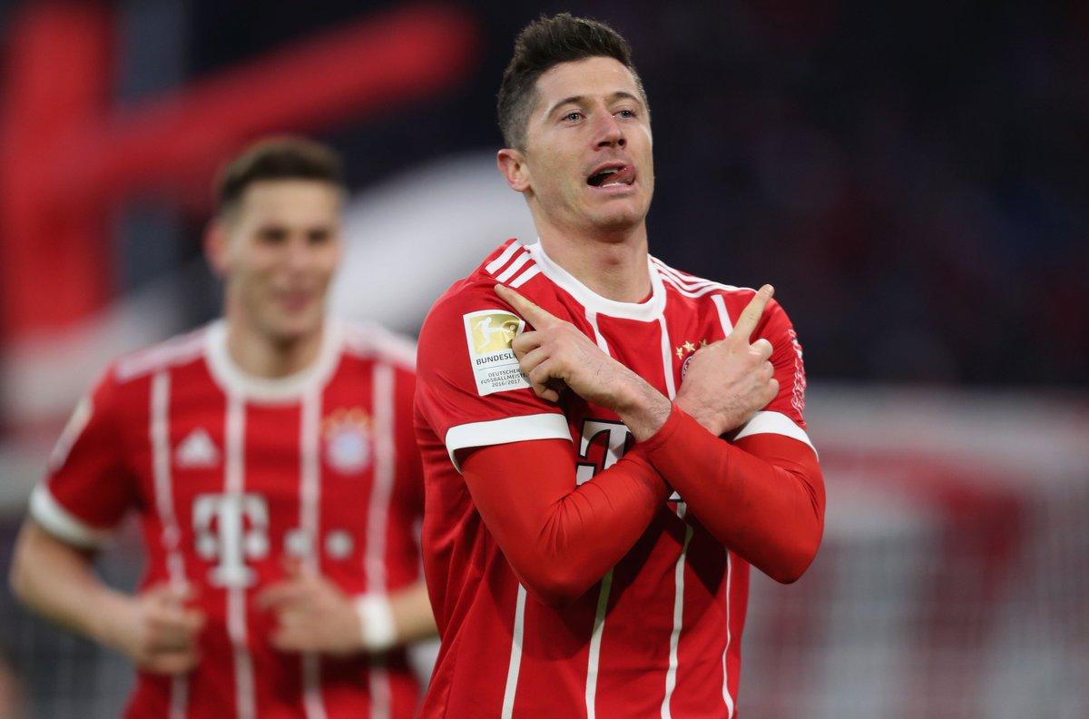RT @FCBayern: 4:2! Bayern ringen Werder nieder 💪 ➡️https://t.co/a76raxuvj9 https://t.co/UWY7rmSR2S