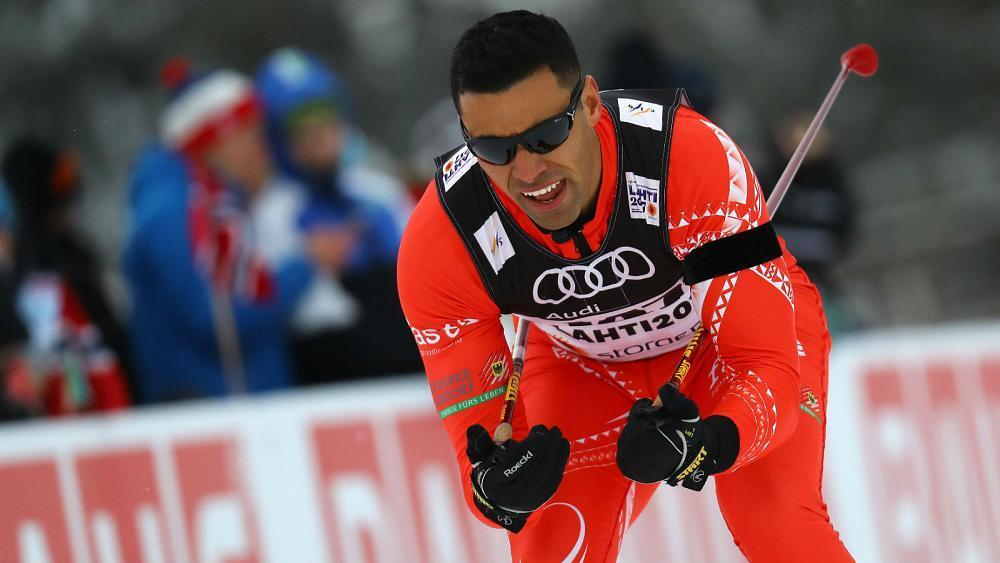 The remarkable athlete swapping taekwondo for skiing to feed his Olympic habit