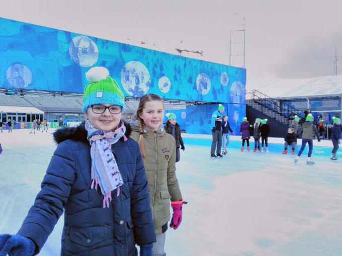 Olympisch schaatsen voor Lierse jeugd https://t.co/FQDadqaPpy https://t.co/NgXFdwsPlX