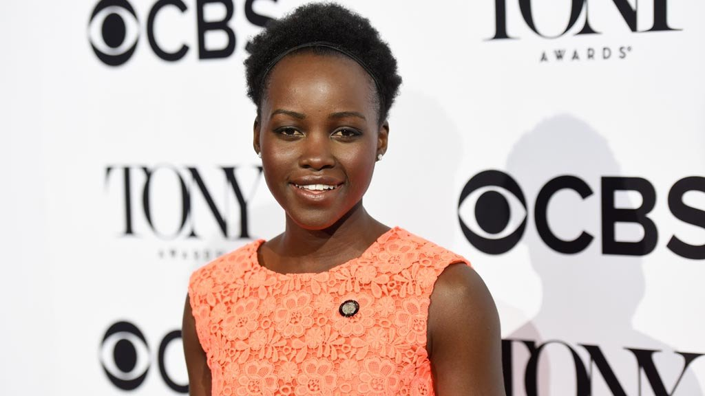 Actress Lupita Nyong'o To Author Children's Book
