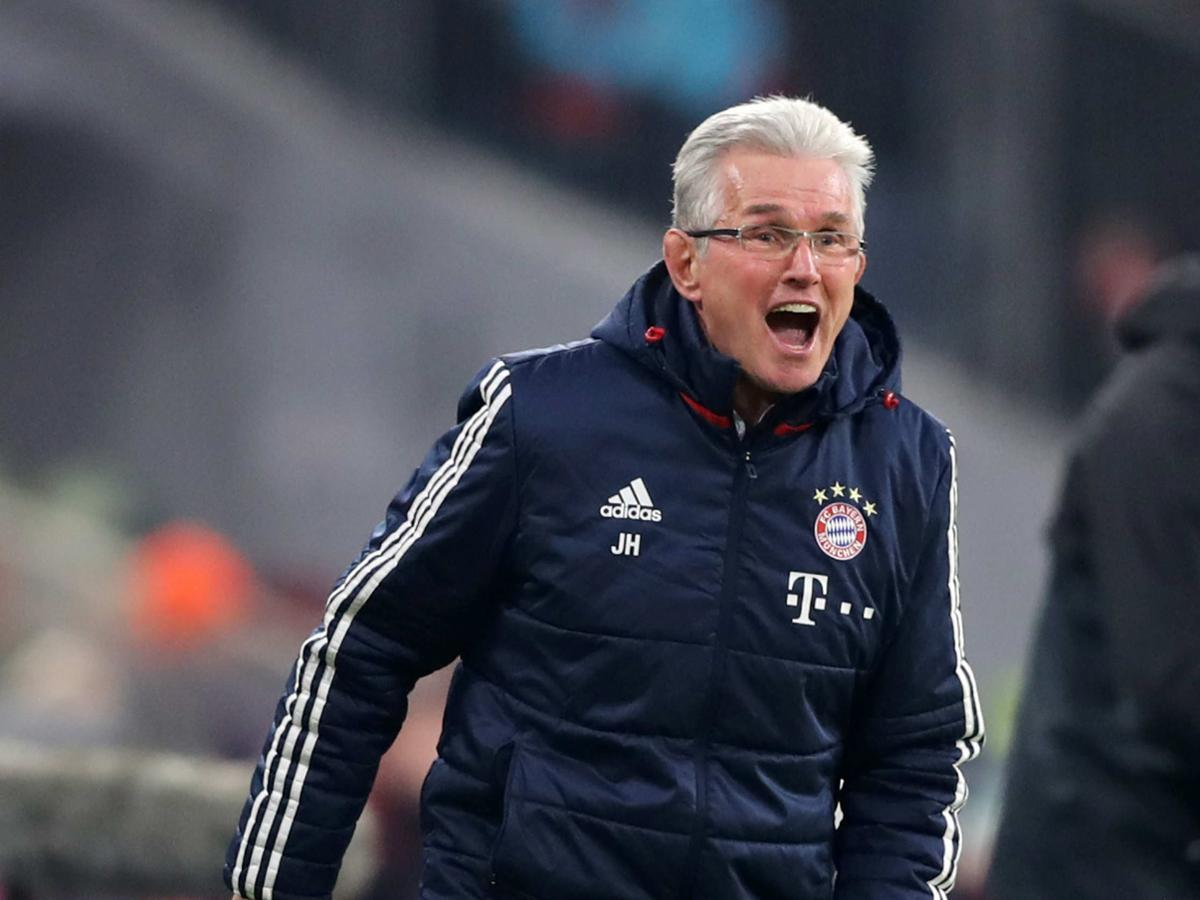 """Jupp Heynckes: """"We did not play well defensively and Werder Bremen played a very good game today. They didn't look like a side struggling in the Bundesliga table"""" https://t.co/98Z1dPVQAJ"""