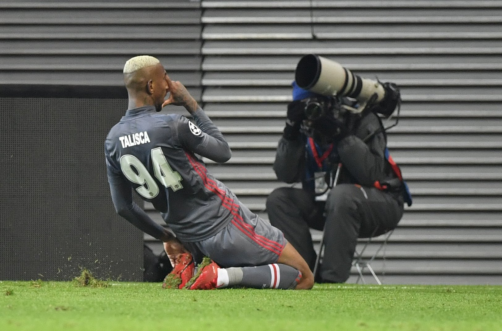 Talisca's first league double since May gets Beşiktaş back on track. ����  #UCL https://t.co/QFui4kHI9f