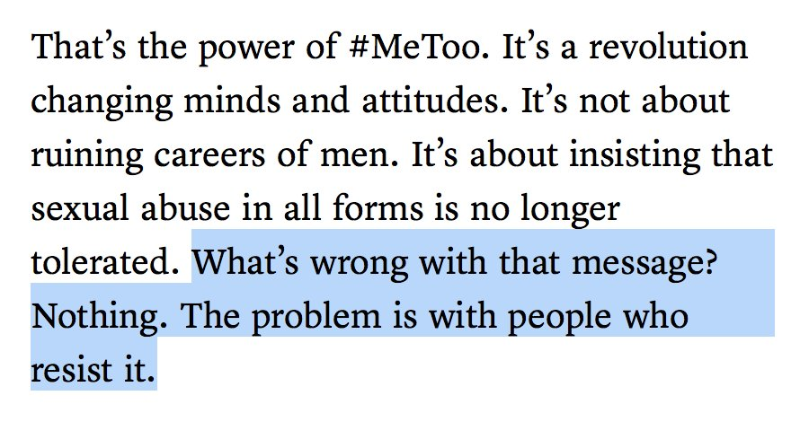 test Twitter Media - Definitely worth a read from @MarcosBreton on #Metoo movement: Whoa, wait a minute. Ansari is a victim now? Don't think so. https://t.co/tjM6ipUd2U https://t.co/XAGjX3Gvw8