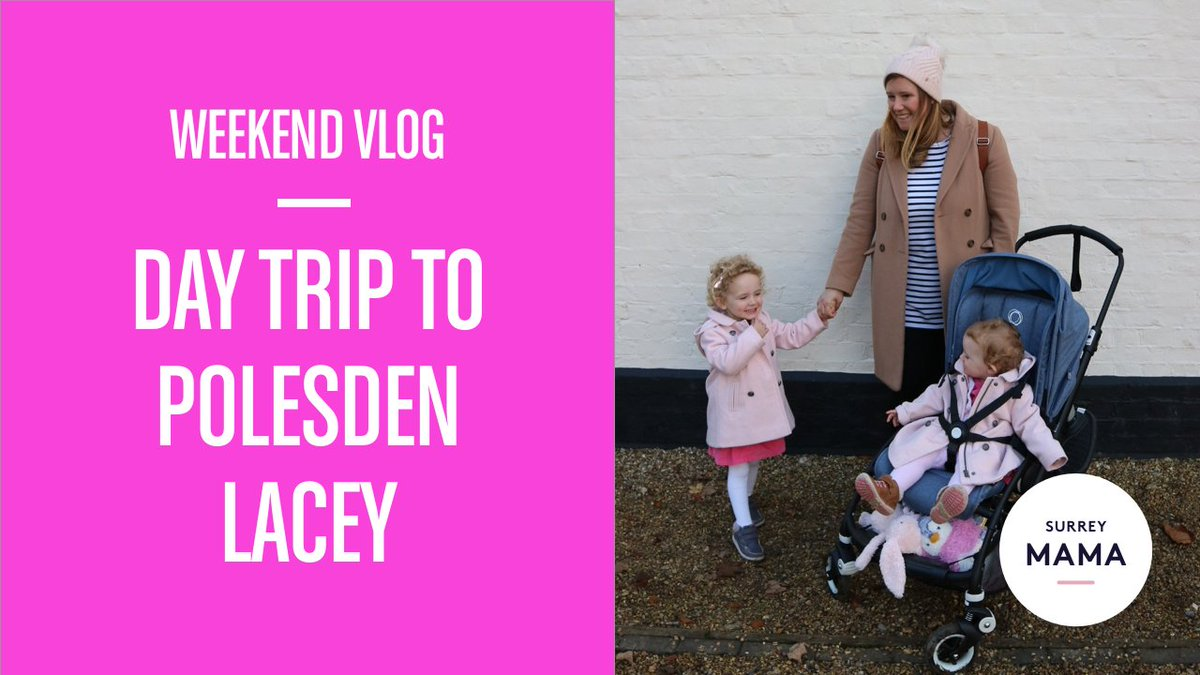 A day trip to Polesden Lacey https://t.co/deDEfqfUJB #mummyvlogger https://t.co/4UHvZuhqlz
