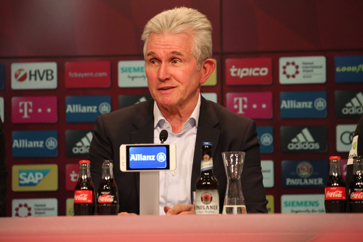 "Heynckes on Schalke fans booing Goretzka: ""I think it's normal that they are disappointed because such an important player is leaving their club. But Leon has a good character and has always had a good attitude and gave everything for the club. I'm sure he'll continue to do so"" https://t.co/FV6PjVMFyW"