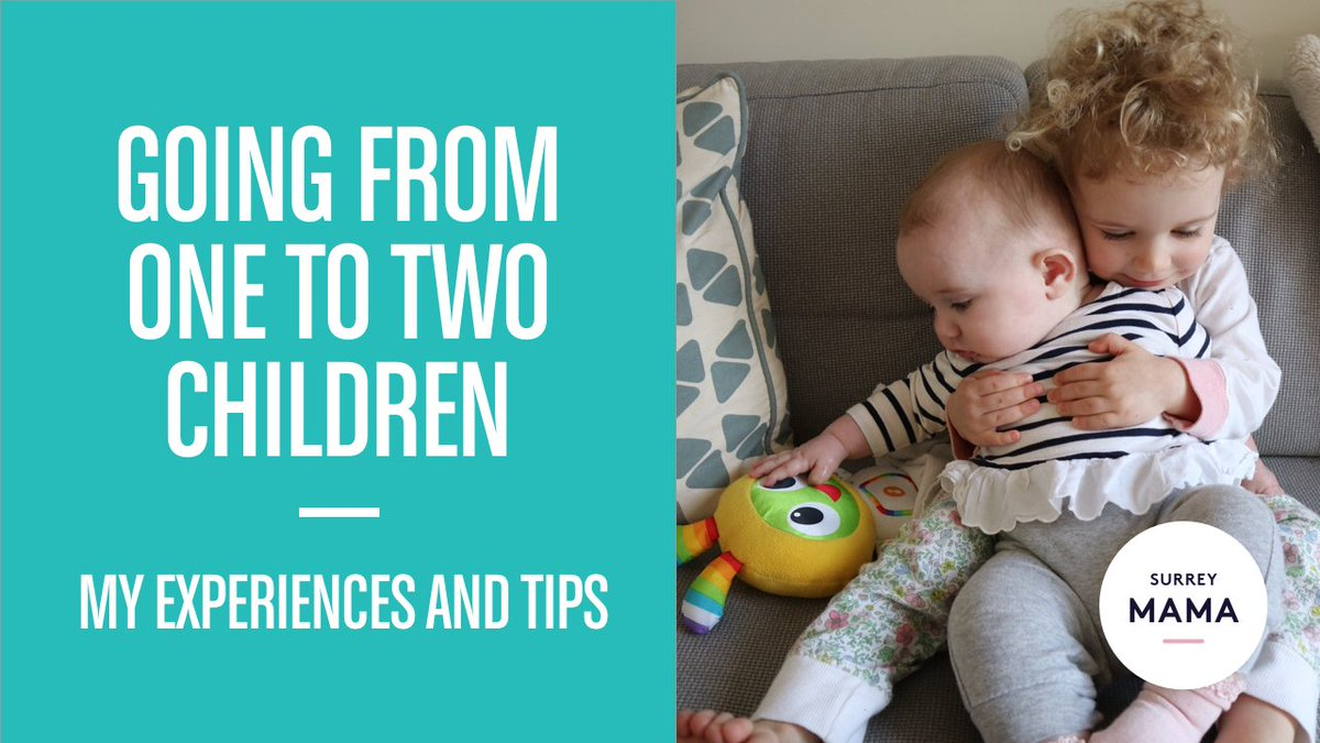 Going from one to two children, my thoughts, experiences and tips https://t.co/FkR41Mf64j #mummyvlogger https://t.co/d0Y2Y4G3ir