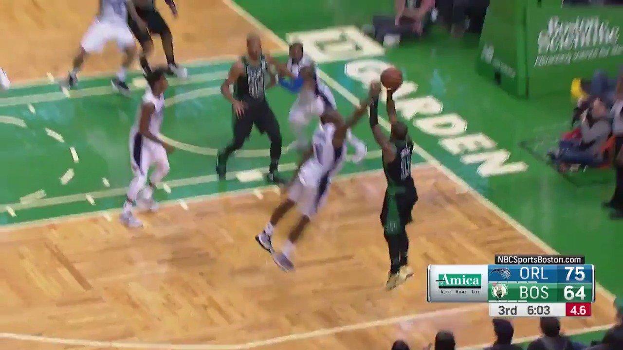 #KyrieIrving has 30 already (5/6 from deep)!  #Celtics https://t.co/wLHNoSOyT0