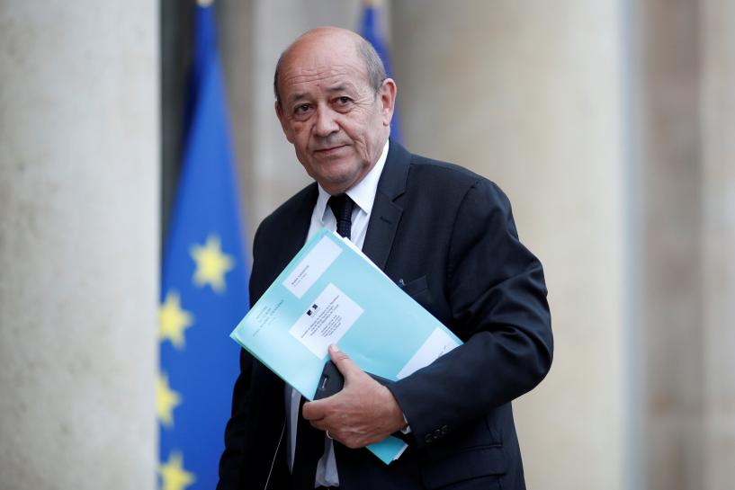 Security Council to discuss Syria on Monday: French foreign minister