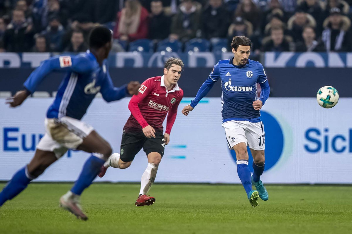 "#Tedesco: ""We just have to accept that we were too passive in the second half and that the final pass was lacking."" #S04H96 #s04 https://t.co/SuCc5nj6cl"
