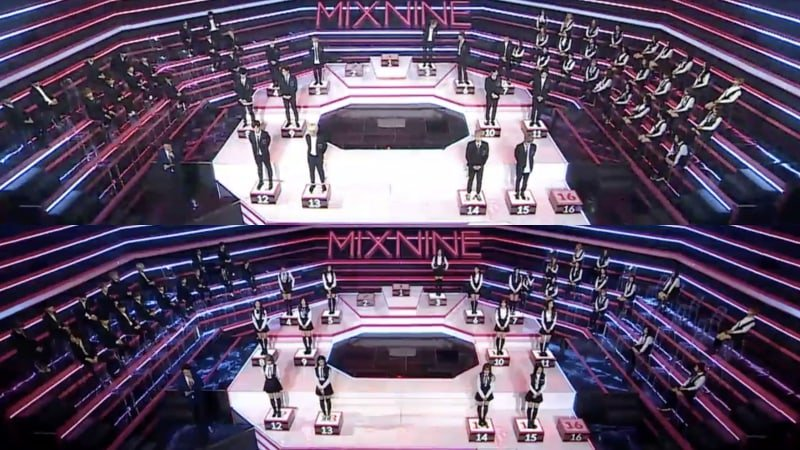 """ICYMI- """"MIXNINE"""" Reveals Current Rankings And Last Elimination Before Finale https://t.co/Anz6raFtL7 https://t.co/O7Cw7NvFWY"""