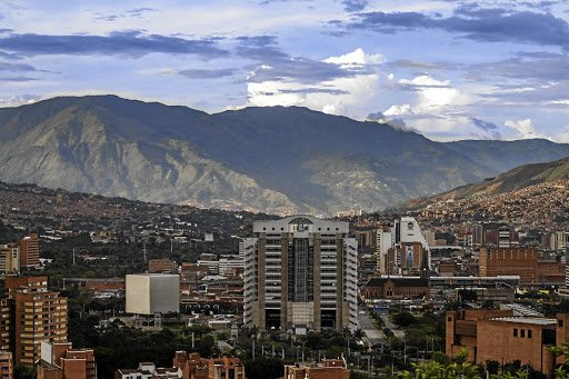 No longer a no-go: the Colombian city of Medellín has been reborn
