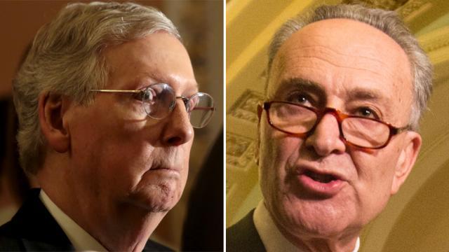Talks between Dems, GOP break down as shutdown enters second day https://t.co/zP5eOp32Zj https://t.co/DIc6SRZaKv