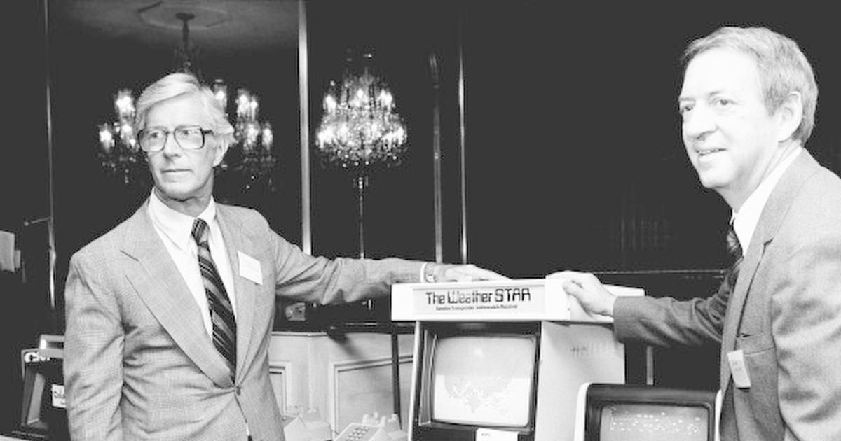 John Coleman, TV meteorologist who helped launch the Weather Channel, dead at 83 https://t.co/IN57znWBKS https://t.co/WgbKUGa2oM