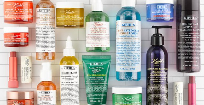FREE Kiehl's Beauty Sample!Who wants free makeup?HURRY RUN --> momlife freebies